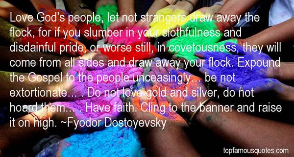 Quotes About Slothfulness