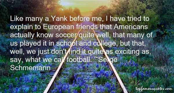 Quotes About Soccer Football