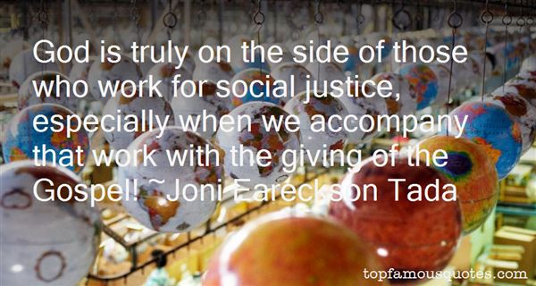 Quotes About Social Justice