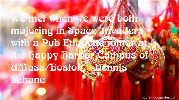 Quotes About Space Invaders