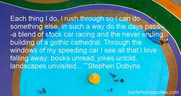 Quotes About Speeding