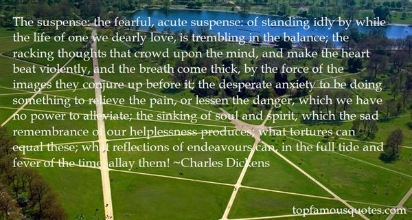 Quotes About Standing Idly By