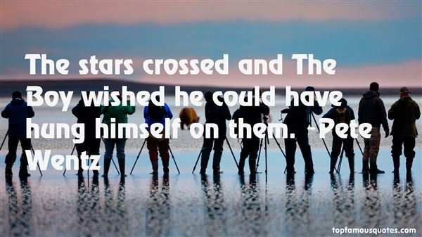 Quotes About Star Crossed