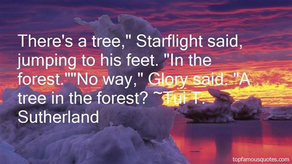 Quotes About Starflight
