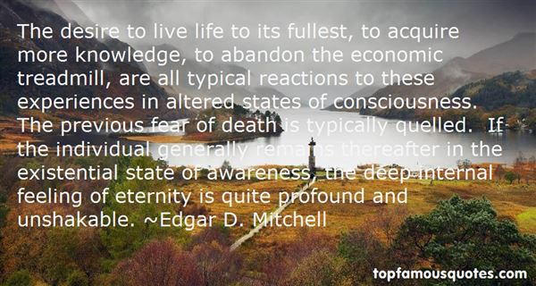 Quotes About States Of Consciousness