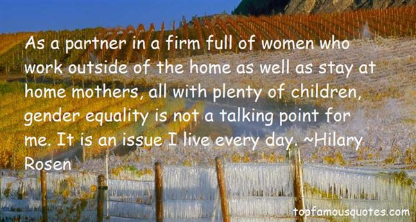 Quotes About Stay At Home Mothers