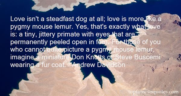 Quotes About Steadfast Love