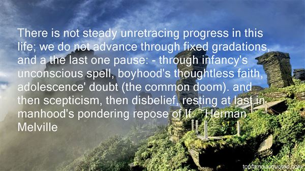 Quotes About Steady Progress