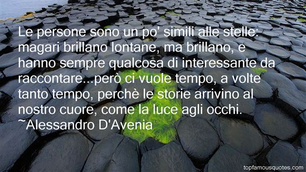 Quotes About Stelle