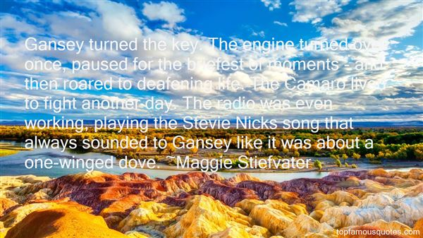 Quotes About Stevie Nicks