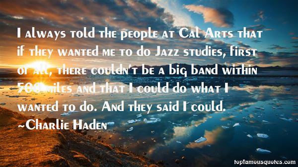 Quotes About Studies First
