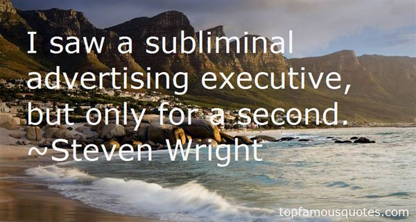 Quotes About Subliminal Advertising