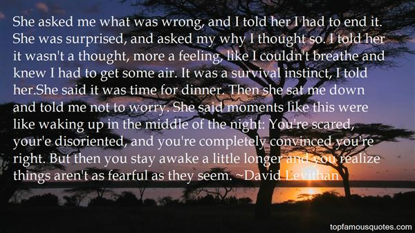 Quotes About Survival In Night