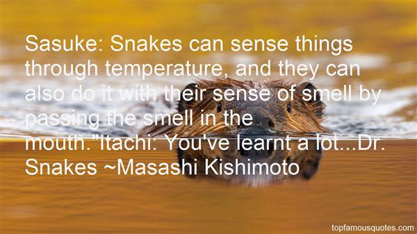 Quotes About Temperature