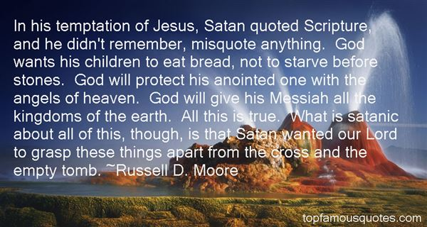 Quotes About Temptation And God