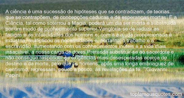 Quotes About Teorias