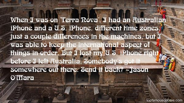 Quotes About Terra