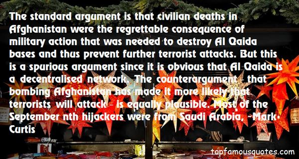 Quotes About Terrorist Attacks