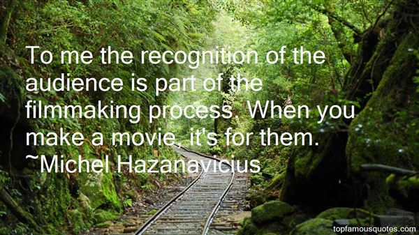 Quotes About The Art Of Filmmaking