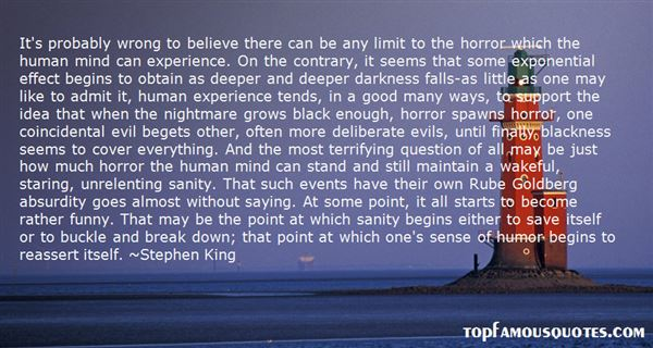 Quotes About The Evils Of Man