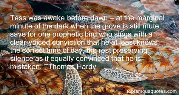 Quotes About The Prophetic