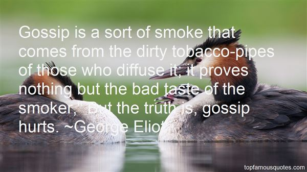 Quotes About Tobacco Pipes