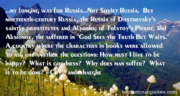 Quotes About Tolstoy Books