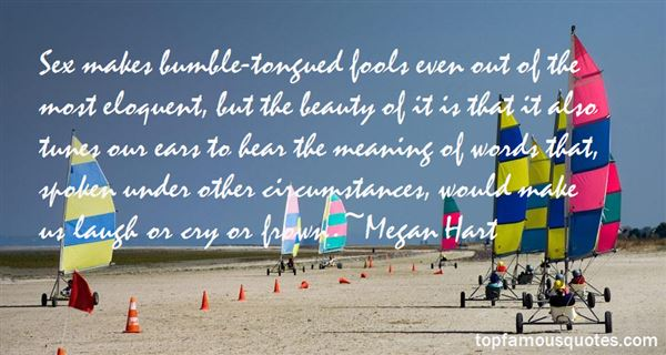Quotes About Tongued