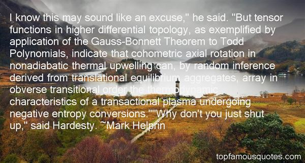 Quotes About Topo