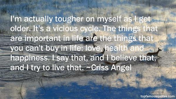 Quotes About Tougher