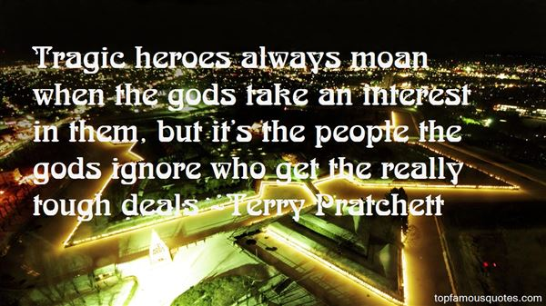 Quotes About Tragic Heroes