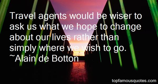Quotes About Travel Agents