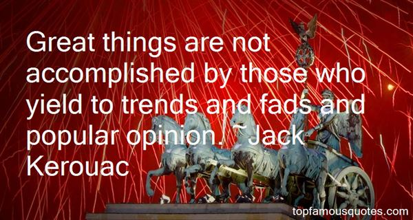 Quotes About Trends And Fads