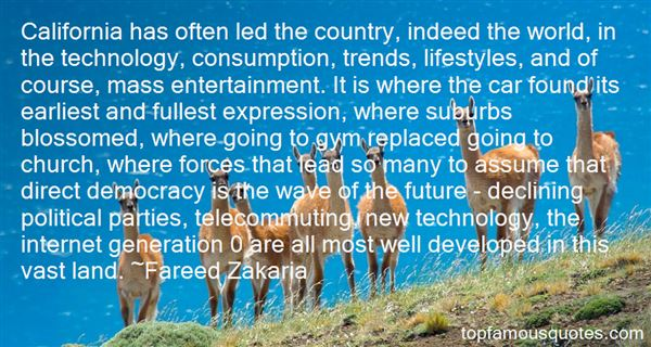 Quotes About Trends