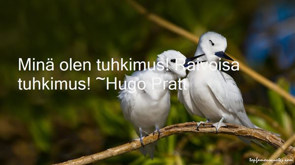 Quotes About Tuhkimus