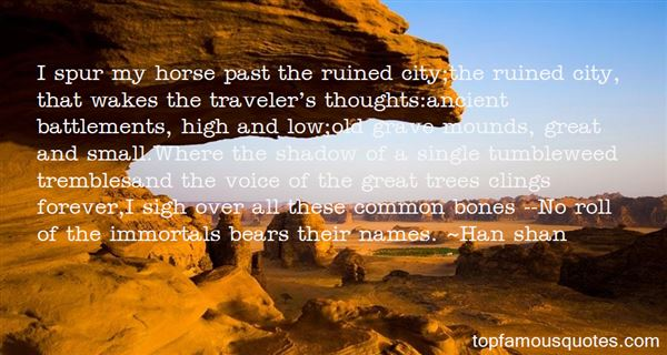 Quotes About Tumbleweed