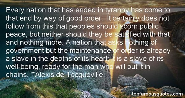 Quotes About Tyranny In Government