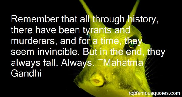 Quotes About Tyrants