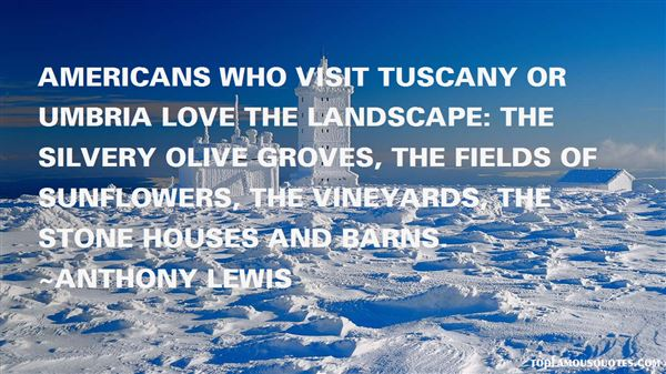 Quotes About Umbria