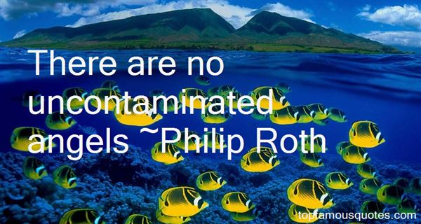 Quotes About Uncontaminated