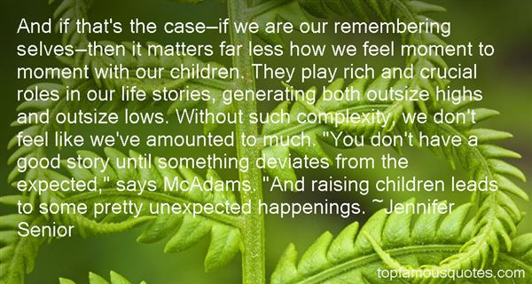Quotes About Unexpected Happenings