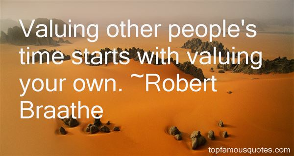 Quotes About Valuing Time