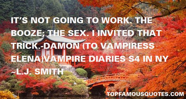Quotes About Vampires Diaries