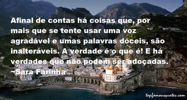 Quotes About Verdades