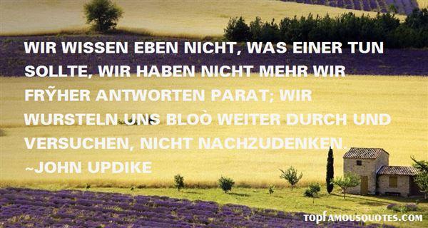 Quotes About Versuchen
