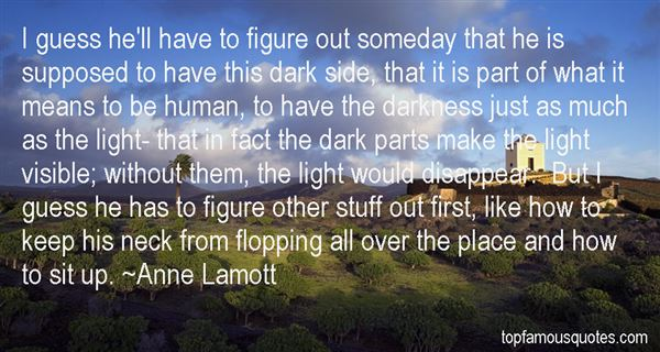 Quotes About Visible Light