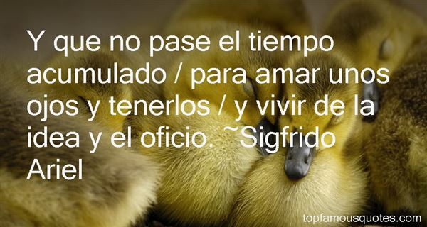 Quotes About Vivir