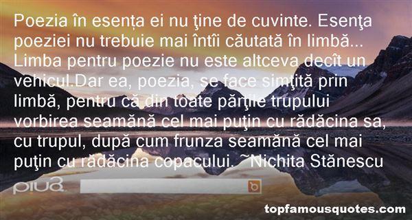 Quotes About Vorbire