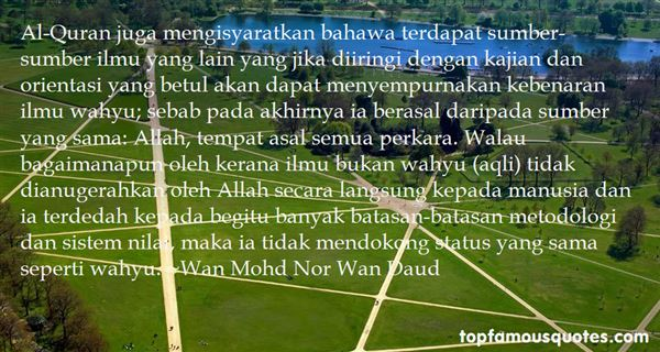 Quotes About Wahyu