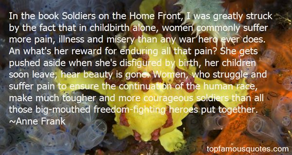 Quotes About War And Soldiers